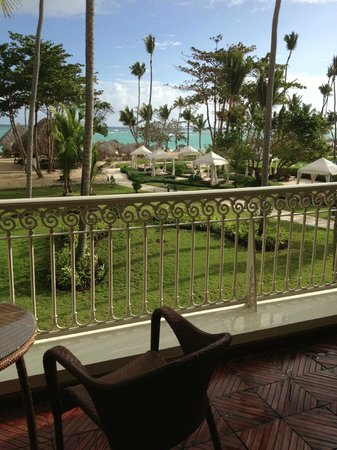 Iberostar Grand Hotel Bavaro:                   View from 2nd floor facing ocean
