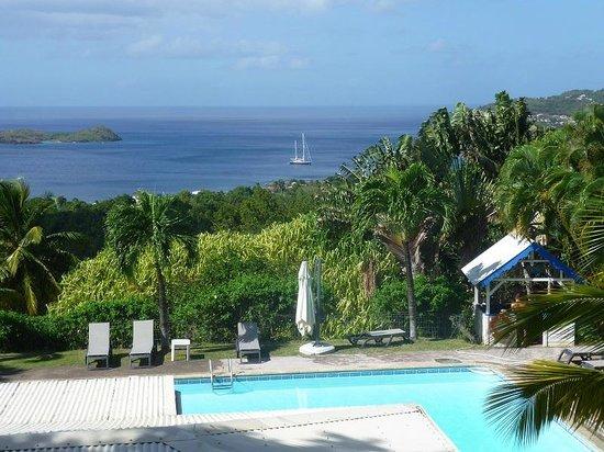 Notre bungalow bild von le jardin tropical bouillante for Jardin tropical guadeloupe