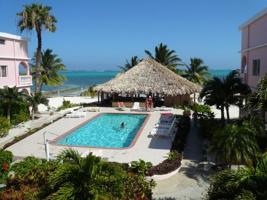 Caribe Island Condos : View from #7