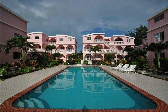 Caribe Island Condos : Main Pool Area