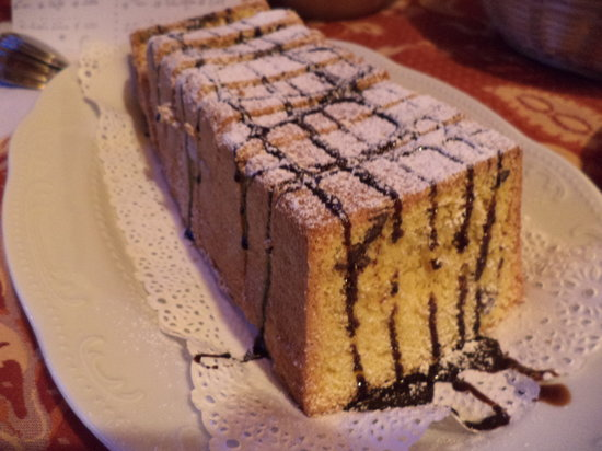 B&B La Perla del Sile: Yogurt Plum Cake