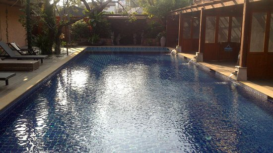Baan U Sabai Boutique House:                   Piscina