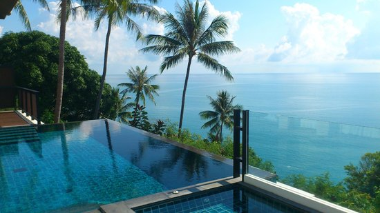 Banyan Tree Samui:                   Grand Sanctury Villa 2BR
