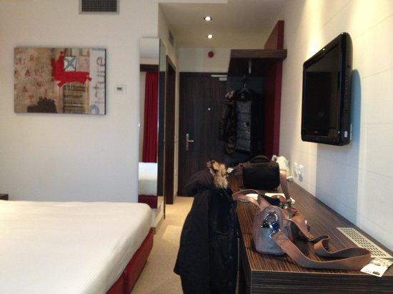 BEST WESTERN Quid Hotel: camera