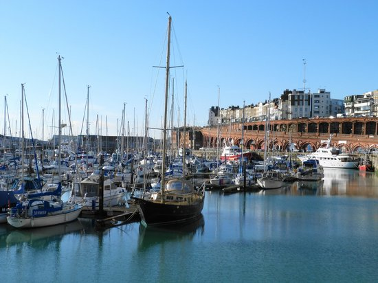 Ράμσγκέϊτ, UK: Ramsgate Harbour