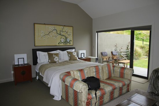 Mt Rosa Lodge:                   perfect rooms
