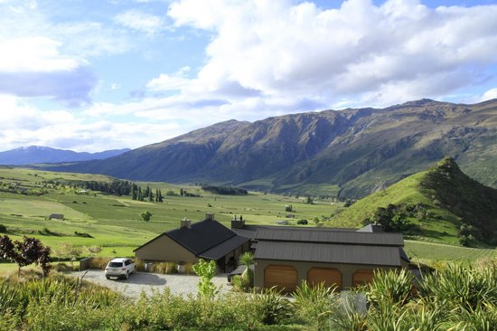 Mt Rosa Lodge:                   magnificent vieuws