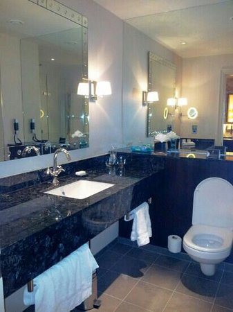 The Arch London:                   Salle de bain Chambre Deluxe
