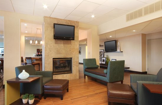 Hampton Inn White Plains / Tarrytown: Lobby