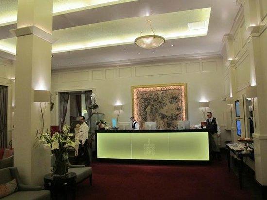 Lobby Picture Of Kastens Hotel Luisenhof Hannover