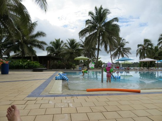 Holiday Inn Resort Vanuatu:                   pool