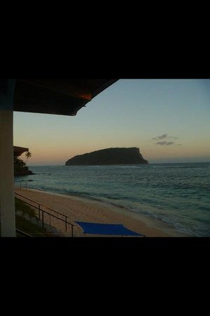 Litia Sini Beach Resort: Beautiful views