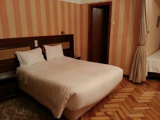 Hotel Porto Mar:                                     suite cama principal