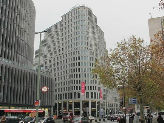 Sofitel Berlin Kurfuerstendamm: Exterior