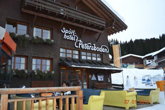 Hotel Petersboden:                   отель
