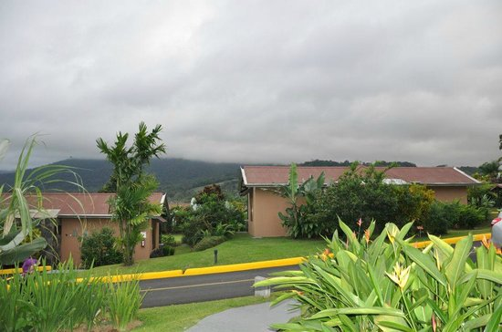 Arenal Springs Resort and Spa:                   mountain views