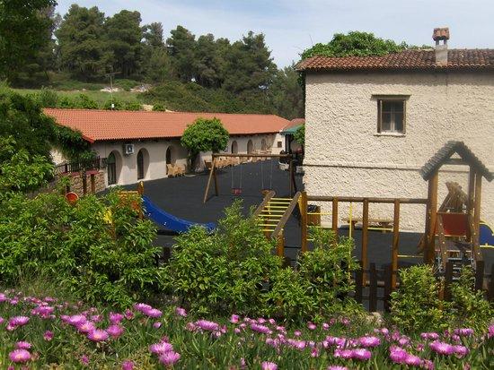 Porto Sani Village:                   Baby Club
