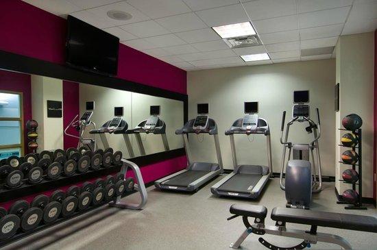 Hilton Garden Inn Detroit Downtown: Fitness Center