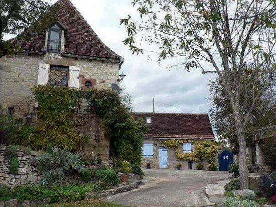 Cavagnac, Francia:                   Le Duc in October