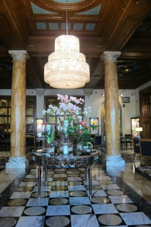 The Westin Excelsior Florence: Hotel Lobby