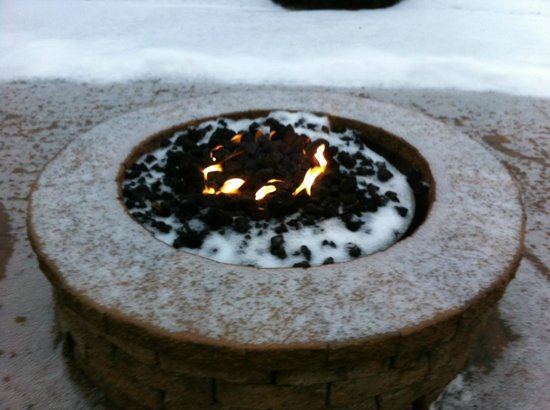 Courtyard by Marriott Scranton Wilkes-Barre:                   Fire Pit