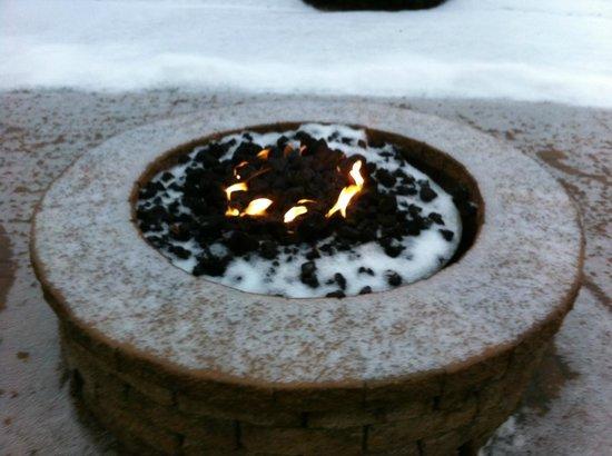 Courtyard Scranton Wilkes-Barre:                   Fire Pit