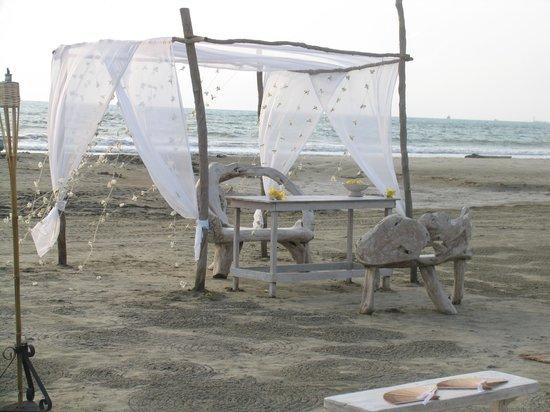 Karmairi Hotel Spa: Atardecer Romántico