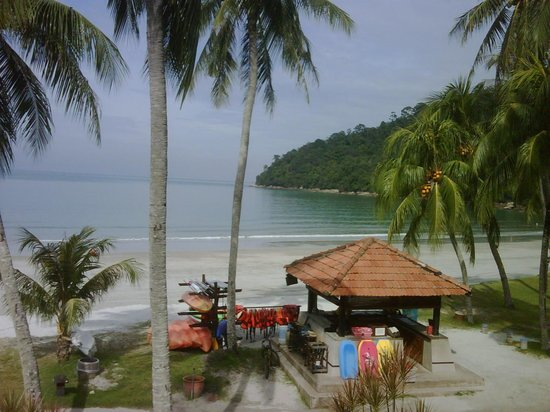 Pangkor Island Beach Resort:                   la spiaggia più bella