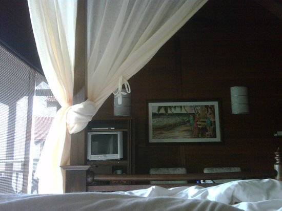Pangkor Island Beach Resort:                   la cura dei dettagli