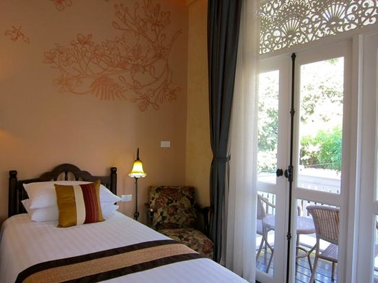 Ping Nakara Boutique Hotel & Spa:                   In room