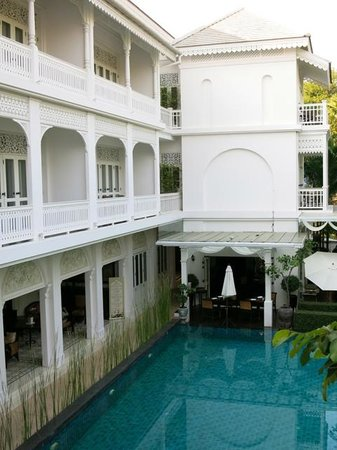 Ping Nakara Boutique Hotel & Spa:                   Pool