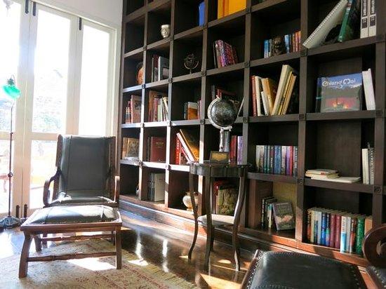ปิงนครา บูติค โฮเทล แอนด์ สปา:                   The Library