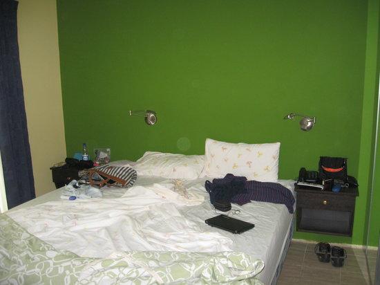 Hotel Calafquen:                   Habitacion matrimonial