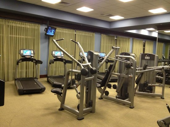 Renaissance Montgomery Hotel & Spa at the Convention Center : Fitness Center