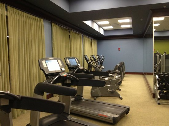Renaissance Montgomery Hotel & Spa at the Convention Center: Fitness Center