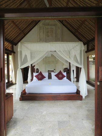 The Ubud Village Resort & Spa:                   Onze villa