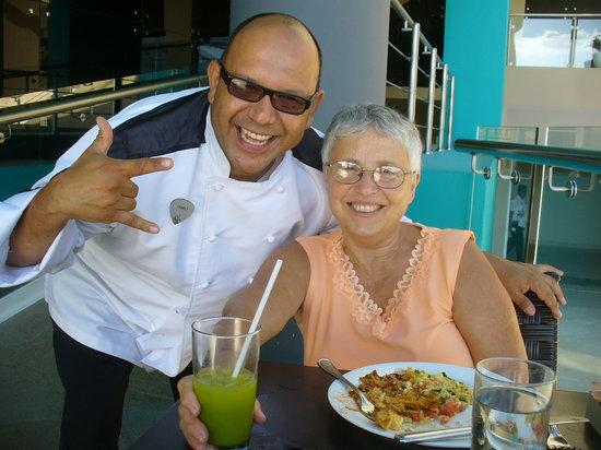 Hard Rock Hotel Cancun: Great staff