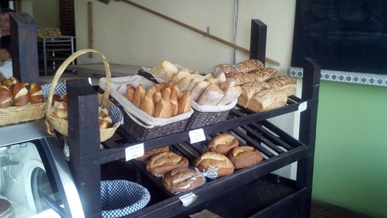 The Cabo Bakery:                   The best bread and pastries in Cabo!