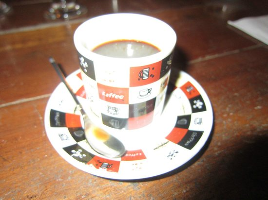 Guari Guari: An espresso to end the evening