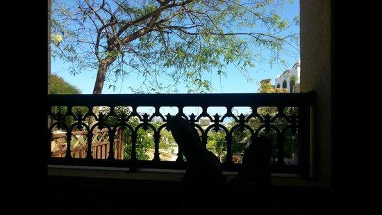 Melia Villaitana: balcony