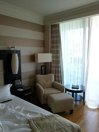 Kempinski Hotel Adriatic Istria Croatia: room