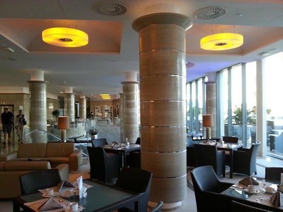 Kempinski Hotel Adriatic Istria Croatia: hall