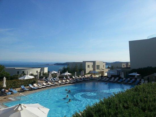 โรงแรมเคมพินสกีแอเดรียติกอิสเทรียครอเทีย: pool