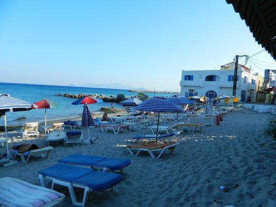 El Greco:                   Sandy beach