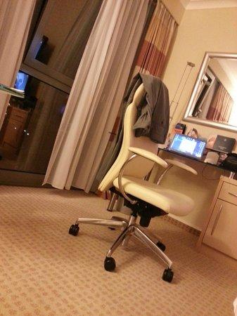 Hilton Vienna: room