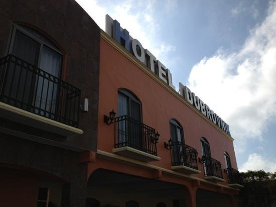 Hotel Dubrovnik:                   fachada