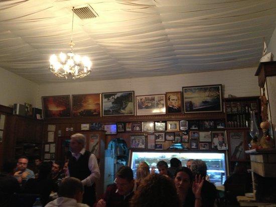 Ayvalık cunda deniz restaurant