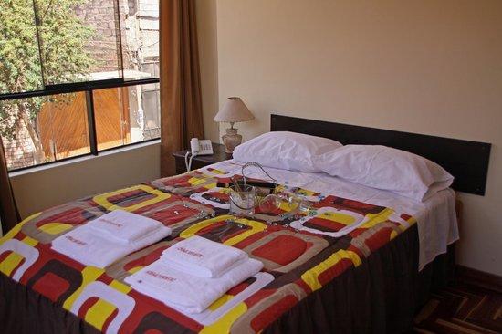 Hospedaje Santa Beatriz: Habitacion Matrimonial