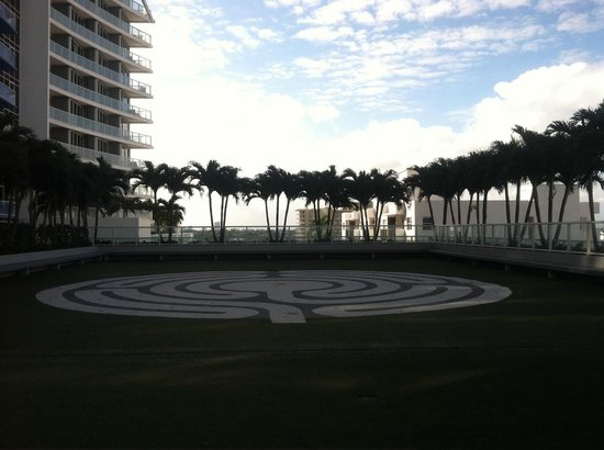 W Fort Lauderdale:                                     outside the 5th floor