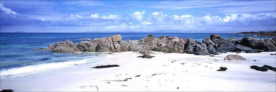 Tiroran House Hotel & Restaurant : Iona beach - An Extremely Popular Excursion with Many of our Hotel Guests